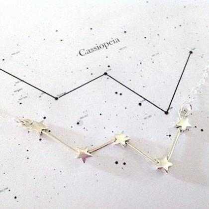 Five-pointed Star Constellation Bri..
