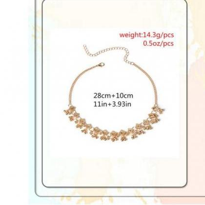 Personality Fashion Simple CCB Bead..