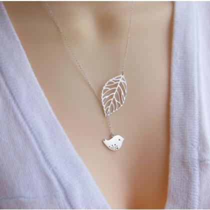 Rural Clear Style Leaf Bird Clavicl..