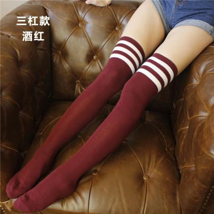 Over-the-knee Heap Socks-4-25-51