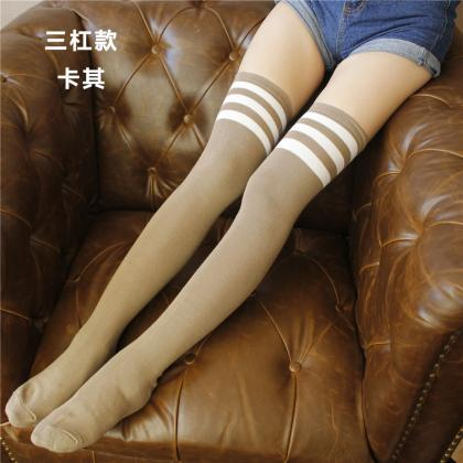 Over-the-knee Heap Socks-4-25-52