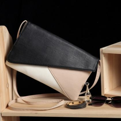 New Women Synthetic Leather Envelop..