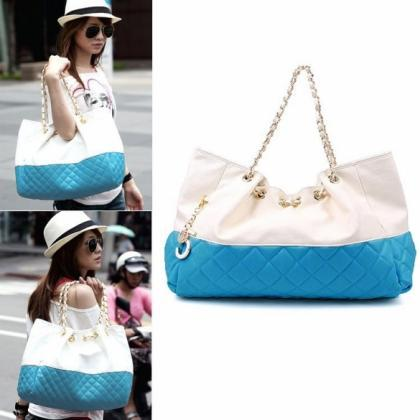 Girls' Oversized Bag Shoulder Handb..