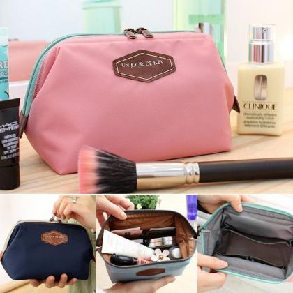 Women's Travel Makeup bag Cosmetic ..