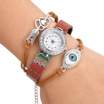 Women's Handmade Friendship Bracele..