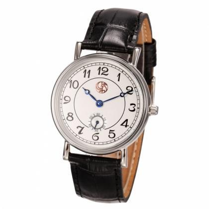 Men Fashion Leather Watchband Large..