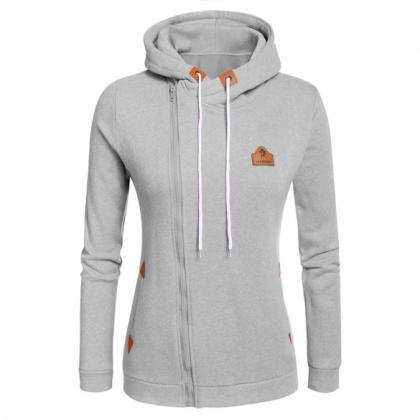 Women Hoody Long Sleeve Hoodies Hoo..