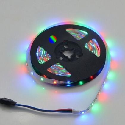 5m 3528 SMD RGB 12V 300 LEDs Strip ..
