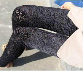 Velvet Legging Tight..
