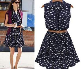 Women Summer Dress C..