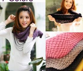 Women's Knit Neck Co..