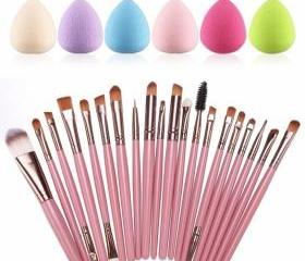 20pcs Makeup Brushes..