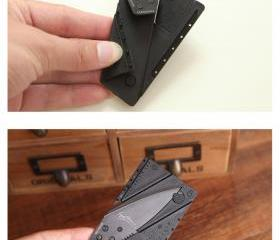 Outdoor folding knif..