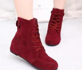 Fashion Winter Suede..