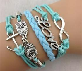Owl LOVE Wax Fashion..
