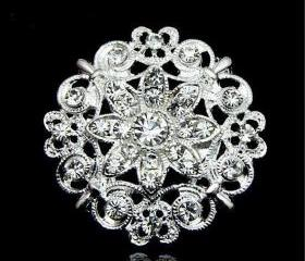 Luxury Crystal Flowe..