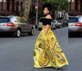 African Fashion Prin..
