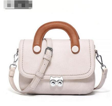 8ae2b2ede1d Color Block Latch Decoration Cross Body Bag on Luulla