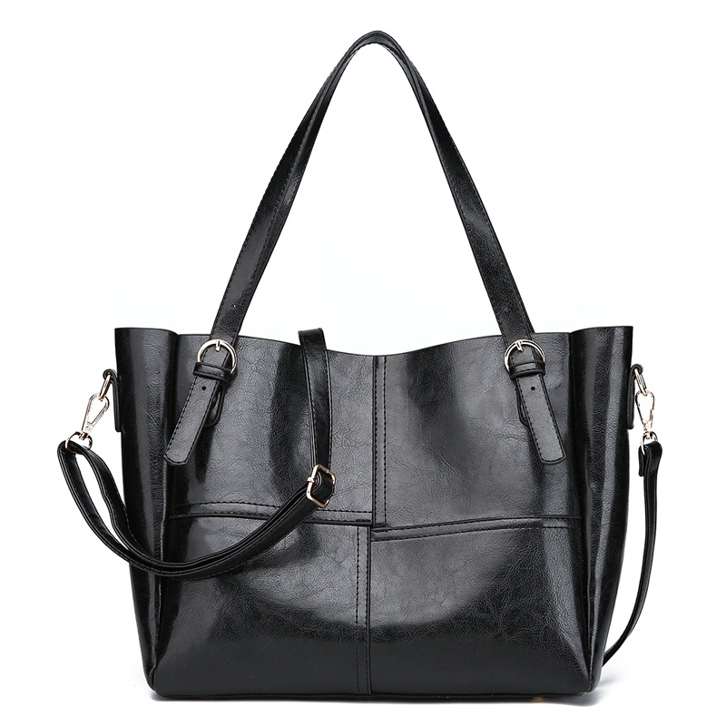 Occident Style PU Women Shoulder Bag