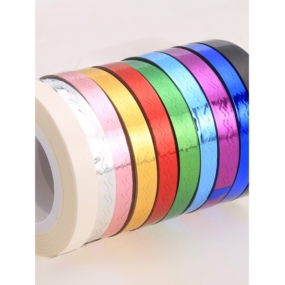 New Roll Striping Tape Line DIY 3D Nail Art Tips Decoration Sticker For Nail Polish