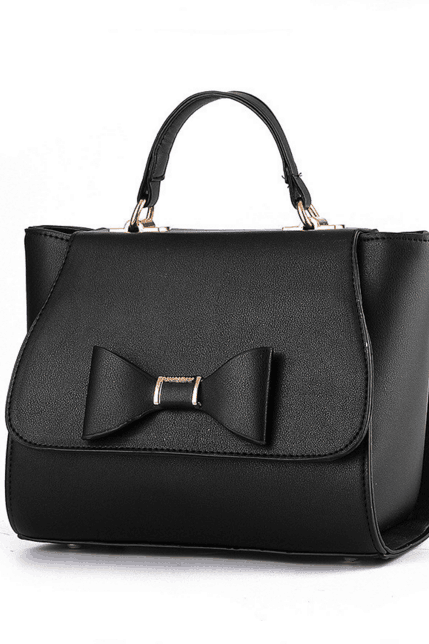 All-match Bowtie Adornment Women Satchel