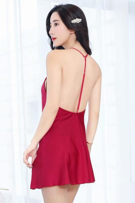 Sexy Blackless Night Dresses(Q2020411)