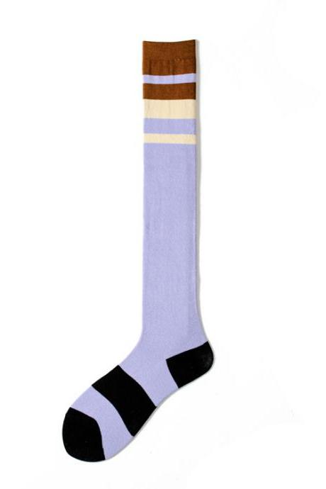 Over-the-knee Heap Socks-4-25-55
