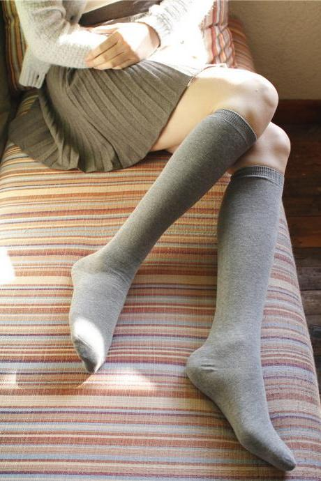 Sexy-the-knee Heap Socks-4-25-64