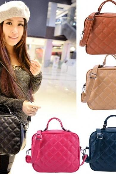 Women's Ladies Retro Bags Shoulder Bag Portable Small Messenger Bags Cross Bag