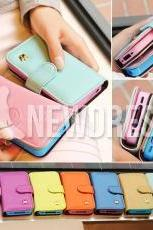 For Apple iPhone 5 5s Slim Luxury Case Cover Flip Leather Hot