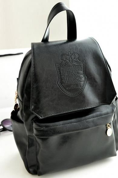 New Fashion Stylish European Style Lady Women Backpack Bag