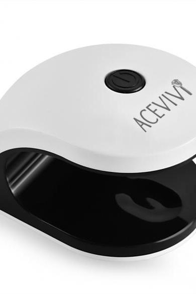ACEVIVI Portable Professional USB Port LED Light Gel Nail Lamp Polish Dryer Mini Beauty Salon Machine