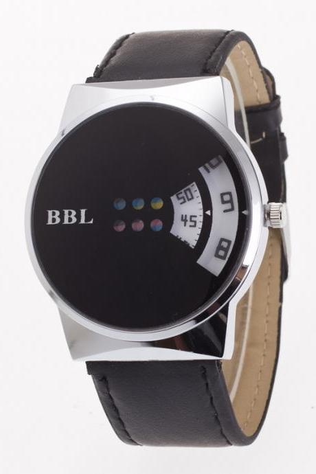 Unique Digital Lovers Watch