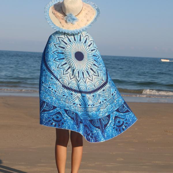 2017 New Summer Hot Style Fashion Beach Towels