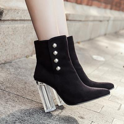 Pionted Toe High Heels
