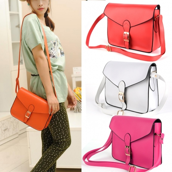 Lady Designer Satchel Shoulder Bags Messenger Purse Handbag Tote Bag