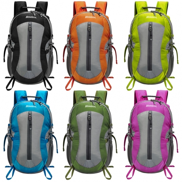 HOMDOX 25L Unisex Outdoor Sports Shoulder Bags Climbing Camping Travel Backpack