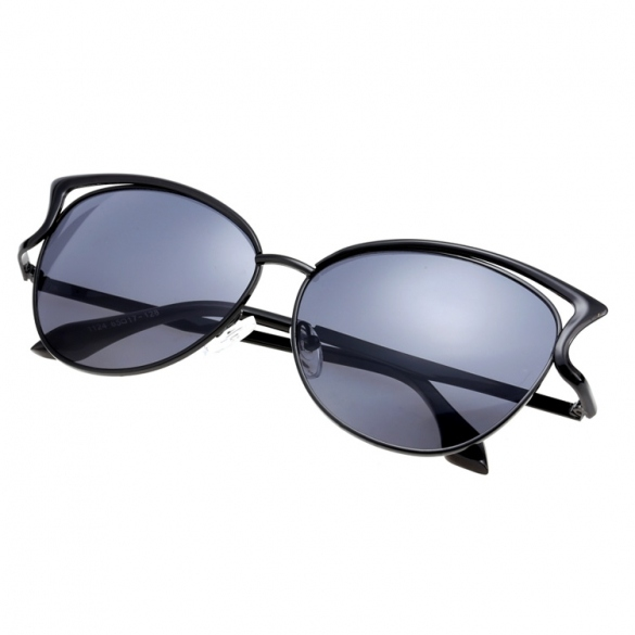 Vintage Style Men Women Sunglasses Eyewear Polarized Lens Metal Frame Sunglasses