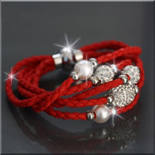 Shambhala Multilayer Fashion Bracelet