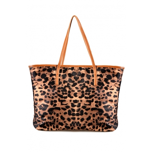Women Large Leopard Print Tote Bag 4a9f94f0f7
